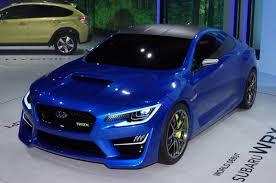 Новая Subaru WRX