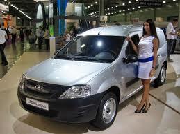 Lada Largus от АвтоВАЗа