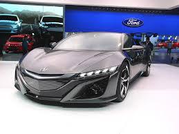 Honda NSX продается по заявкам