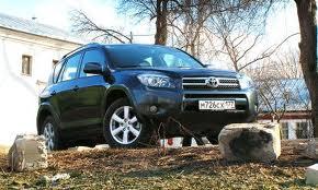 Toyota RAV4 набирает популярность в России