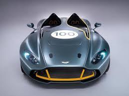 Юбилейный спорткар от Aston Martin