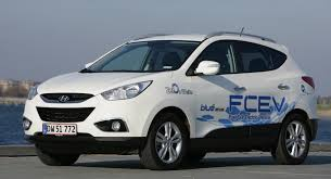 Водородные автомобили Hyundai
