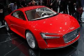 Audi R8 e-tron Concept – суперкар на электрической тяге