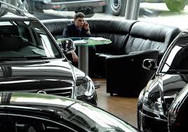 Продажа новых автомобилей