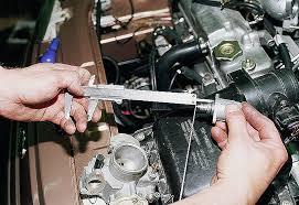 Как происходит ремонт ВАЗа