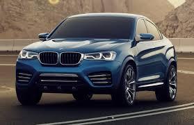 BMW X4 выехал на испытания