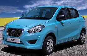 2014 Datsun Go - бюджетный хэтчбек для Индии