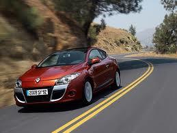 Новый Renault Megane Coupe