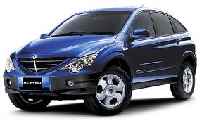 Обзор ssang yong actyon