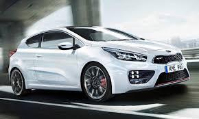 Kia pro cee'd GT (2013): максимальное удовольствие по минимальной цене!