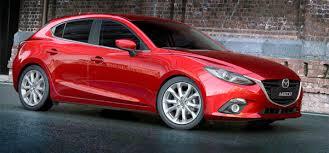 Обновленную Mazda3 презентуют во Франкфурте