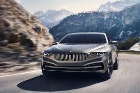 BMW Gran Lusso Coupe: большое люксовое купе