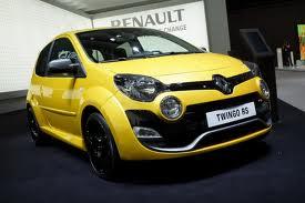 Renault тестирует Twingo