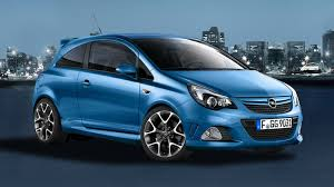 Corsa OPC от Opel