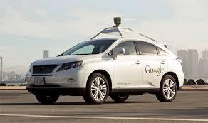 Беспилотное авто от Google попало в ДТП