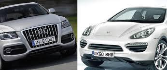 Audi, Porsche и Volkswagen вскоре покажут свои гибриды