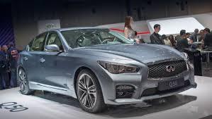 Infiniti презентовала новые версии седана Q50