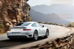 В Калифорнии покажут открытую модификацию нового Porsche 911 Turbo