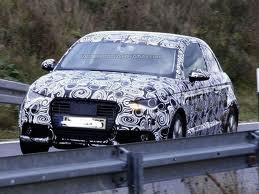Новый Audi Q7 выехал на тесты