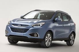 Обновленный Hyundai Tuscon