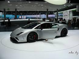Наследник Lamborghini Gallardo проходит испытания на Нюрбургринге