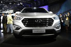 Hyundai Sante Fe поможет справиться с зомби