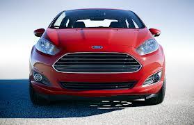 Ford думает о выводе седана Fiesta на российский рынок