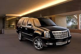 Обновленный Cadillac Escalade