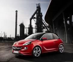 Opel сделает из хэтчбека Adam кроссовер