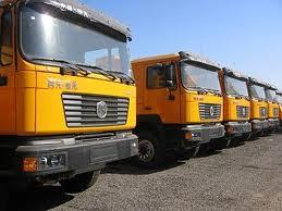 Китайские грузовики на Российском рынке