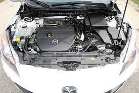 Линейку двигателей Mazda3 заметно расширили