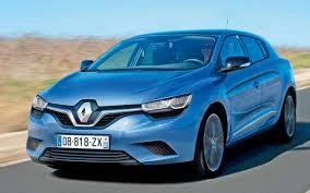 Обновленный Renault Megane 2014 года