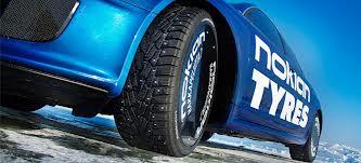 Зимние шины Nokian