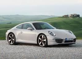 Юбилейные модели от «Porsche»