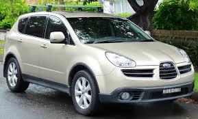 Subaru Tribeca снимут с производства