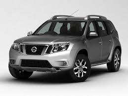 Nissan Terrano будут производить в России