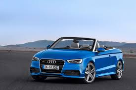 Новый кабриолет Audi A3 встал на конвейер