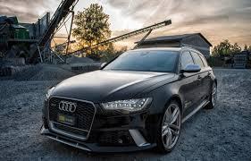 Audi RS6 Avant от компании по тюнингу O.CT Tuning