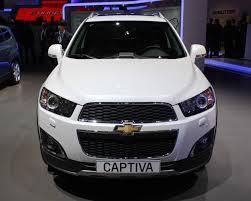 Обновленный Chevrolet Captiva 2014 года