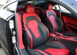 Тюнинг автомобильных сидений