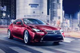 Мировая премьера купе Lexus RC запланирована на конец ноября