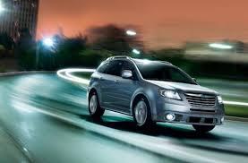 Subaru готовит замену Tribeca