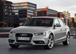 Новая Audi A4 будет выпущена на рынок в 2014-м году