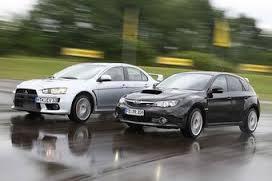 Subaru WRX обзаведется мотором лесника