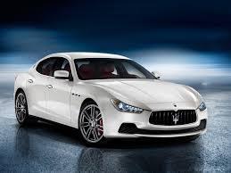Седан Maserati Ghibli приехал в Россию