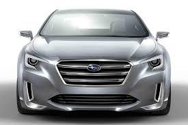 Официальная премьера концептуального универсала Subaru Levorg состоялась