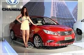 Changan Automobile появилась на российском рынке