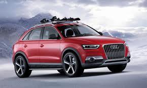 Audi покажет в Детройте концепт компактного спортивного кроссовера