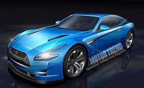 Новое поколение Nissan GT-R представят в 2015 году