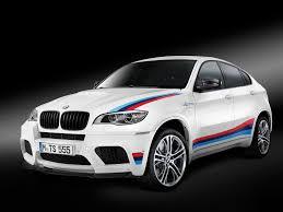 Специальная версия кроссовера BMW X6 M серии Design Edition
